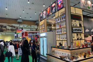 250 doanh nghiệp quy tụ tại Triển lãm chuyên ngành thực phẩm tại Hà Nội
