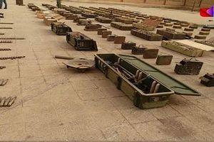 Mẻ lưới lớn vũ khí Anh - Mỹ vừa bị quân đội Syria tóm gọn có gì?