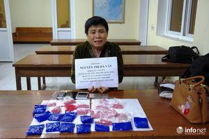 Hà Tĩnh: Nữ quái xách thuê 4.800 viên hồng phiến lĩnh án chung thân