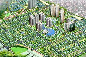 Constrexim được giao xây 'siêu' đô thị sinh thái rộng 57,42ha ở Hải Dương