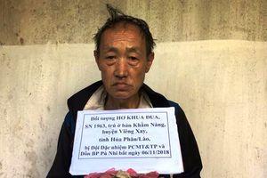Thanh Hóa: Bắt giữ đối tượng nước ngoài vận chuyển thuốc phiện