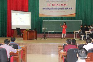 Người thầy giỏi phải truyền được đam mê hứng thú cho sinh viên