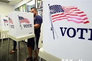 Bầu cử giữa kỳ Mỹ: Thêm hai thành viên Đảng Cộng hòa chiến thắng