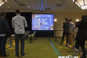 Bầu cử giữa kỳ Mỹ: Đảng Cộng hòa sắp giành quyền kiểm soát Thượng viện