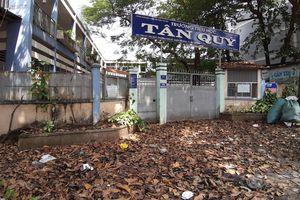 Học sinh thiếu chỗ bán trú, trường thì bỏ hoang gần 3 năm