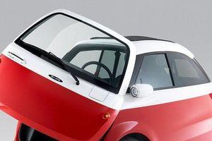 'Bé hạt tiêu' Microlino: Xe điện thú vị cho phố thị chật hẹp