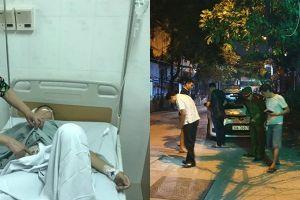 Tài xế taxi bị bắn trọng thương, chèn xe: Đạn vẫn găm trong người