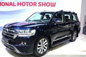 Toyota Land Cruiser 2019 thêm tính năng off-road, tăng giá nhẹ