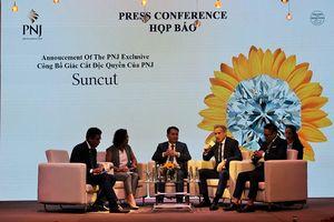 PNJ 'bắt tay' cùng Swarovski tạo ra sản phẩm PNJ Suncut