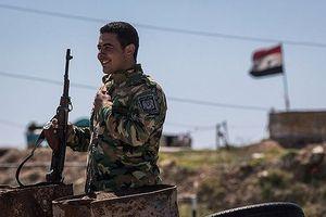 Quân đội Syria bẻ gãy cuộc tấn công của IS trên sa mạc tỉnh Homs