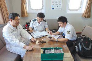 Tàu thuyền vi phạm trên tuyến sẽ bị từ chối cấp phép rời cảng
