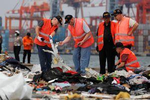 Máy bay Lion Air rơi là lời cảnh báo toàn châu Á