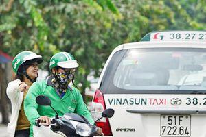 Hiệp hội vận tải kêu gọi taxi không đình công phản đối Grab