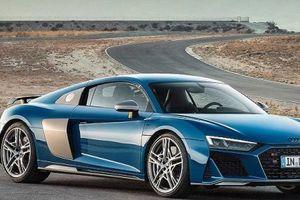 Audi R8 V10 2019 trình làng, thiết kế đỉnh, động cơ 'siêu khủng'