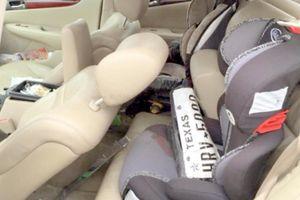 Toyota phải bồi thường 208 triệu USD cho một gia đình vì lỗi ghế xe Lexus