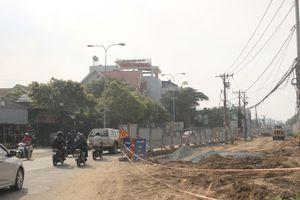 Cầu nghìn tỷ 'ngủ đông' gây tắc nghẽn giao thông cửa ngõ Sài Gòn