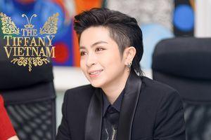 Gil Lê: 'Thí sinh The Tiffany Vietnam không chỉ chú trọng vào nhan sắc, mà cần có tư duy và đạo đức'