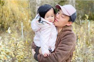 Nổi tiếng là vậy nhưng Lam Trường cũng khắc khoải lo âu cho con cái như bao ông bố khác