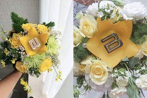 Hoa cưới lightstick - Món quà ý nghĩa của các cô dâu V.I.P 'mê mệt' BigBang