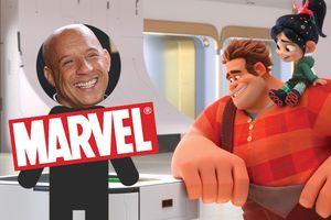 Vin Diesel xác nhận tham gia 'Ralph Breaks the Internet' với vai trò một siêu anh hùng nhà Marvel