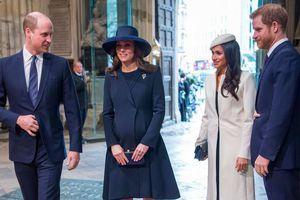 Lý do bất ngờ khiến 'bộ tứ hoàn hảo' của Hoàng gia Anh ít khi xuất hiện cùng nhau
