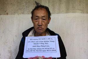 Thanh Hóa: Bắt giữ đối tượng người Lào vận chuyển 3kg thuốc phiện