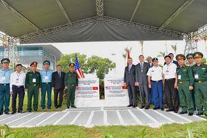 Ô nhiễm dioxin tại Sân bay quốc tế Đà Nẵng đã được xử lý xong