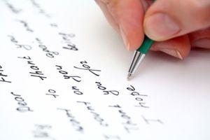 Chữ viết tiết lộ gì về tính cách của bạn?