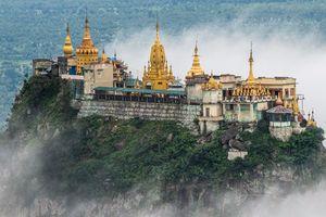 5 tu viện ấn tượng nhất thế giới - thách thức khách hành hương