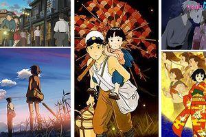 Anime Nhật Bản lấy đi 'hàng ngàn' lít nước mắt của khán giả