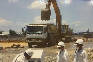 Xử lý triệt để ô nhiễm dioxin tại sân bay Đà Nẵng