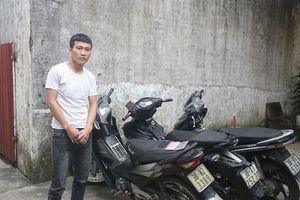 Hà Tĩnh: Bắt nhanh đối tượng cướp trên đường phố