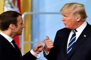 Tổng thống Pháp kêu gọi châu Âu thành lập quân đội riêng, đối phó Nga-Trung-Mỹ