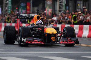 Grand Prix Việt Nam chi trả toàn bộ phí đăng cai giải đua F1 tại Hà Nội