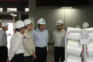 Nhà máy Xơ sợi Đình Vũ tạo niềm tin, động lực cho các đối tác