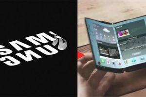 Samsung có thể ra mắt điện thoại màn hình gập với phong cách thiết kế mới