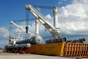 Quản lý, đầu tư xây dựng, vận hành cảng biển tại KKT Dung Quất