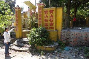 Vẫn tiếp tục tranh chấp quyền quản lý chùa Hang
