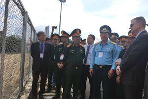 Hoàn thành dự án xử lý môi trường ô nhiễm dioxin tại sân bay Đà Nẵng