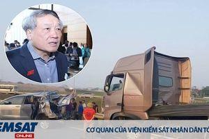 TAND tối cao yêu cầu TAND tỉnh Thái Nguyên cung cấp hồ sơ gốc vụ lùi xe trên cao tốc