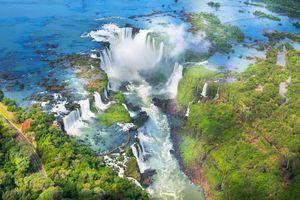 Iguaçu 101: Thác nước đẹp nhất trên trái đất