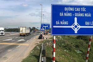 Khẩn trương khắc phục các tồn tại thuộc Dự án cao tốc Đà Nẵng - Quảng Ngãi