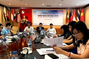 First Hanoi forum on climate change response