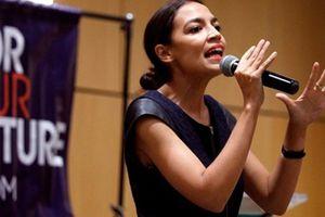 Nữ nghị sĩ trẻ nhất lịch sử nước Mỹ