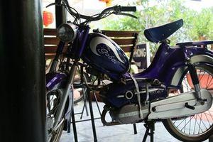 Ngỡ ngàng dàn xe đạp máy cổ tiền tỉ ở Bạc Liêu