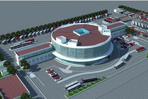 Bộ GTVT nêu ý kiến Hà Nội không nên xây mới bến xe Yên Sở