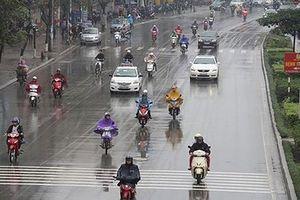 Thời tiết hôm nay: Hầu hết các vùng trên cả nước có mưa