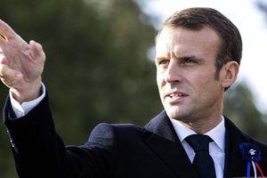 Pháp bắt giữ 6 phần tử cực hữu âm mưu tấn công Tổng thống Macron