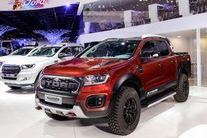 Ford Ranger Storm concept bản giá rẻ của Raptor