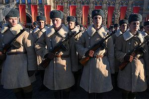 Nga kỷ niệm 77 năm Cuộc duyệt binh huyền thoại trên Quảng trường Đỏ